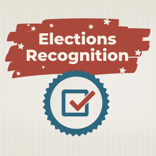 Elections Recognition